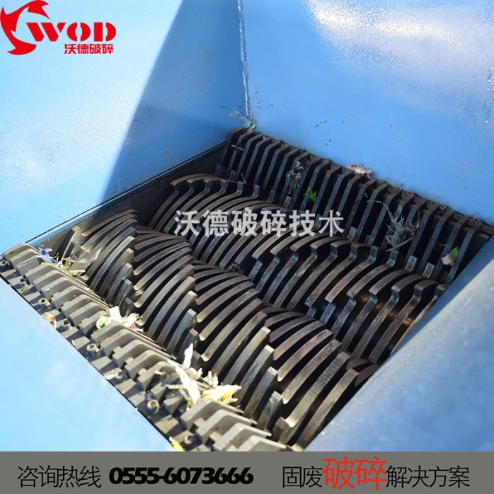 正规的金属压块废钢撕碎机制造厂家上门定制